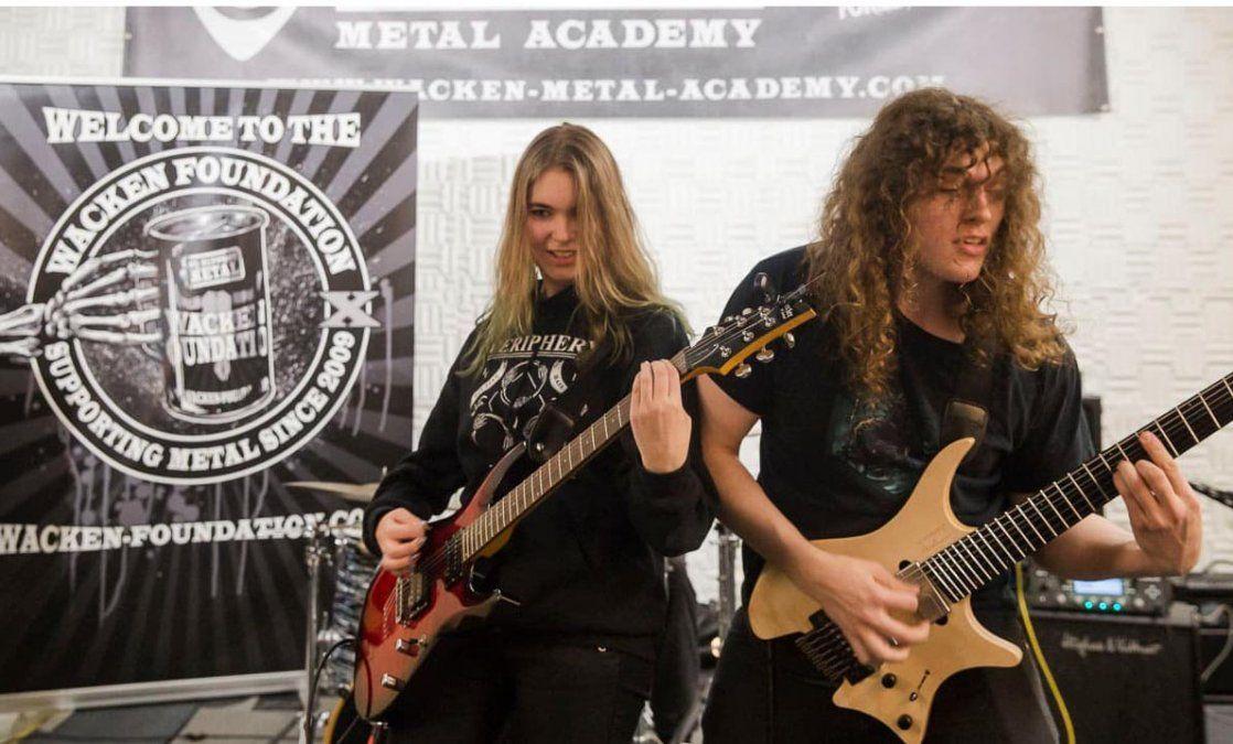 Wacken Metal Academy ya funciona en Alemania.