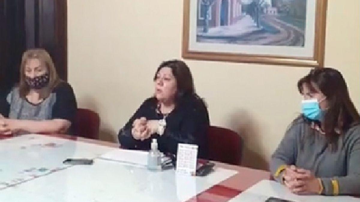 Confirman caso positivo en una trabajadora de la salud de Alejandro