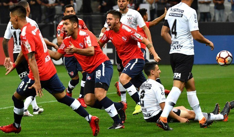 Independiente recibe al Santos