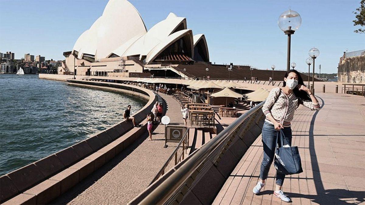 Australia aísla a casi toda Sydney por un brote de la variante Delta