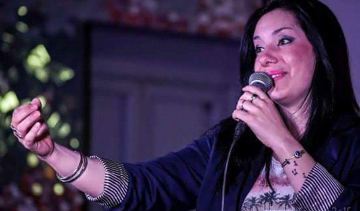 Luciana Tomalino cantará tangos junto a Santiago Llanes en Banca al Arte.