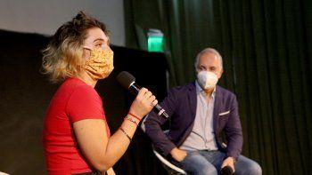 El cine volvió al Favio: emociones a flor de piel