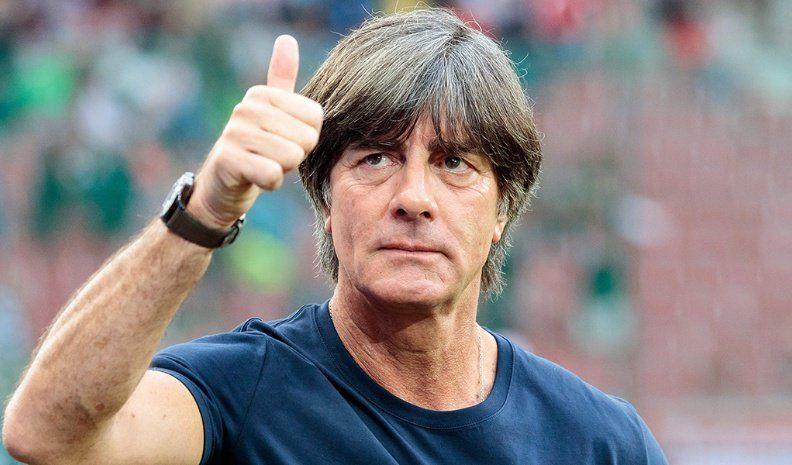 Joachim Löw negó la existencia de racismo en la selección alemana