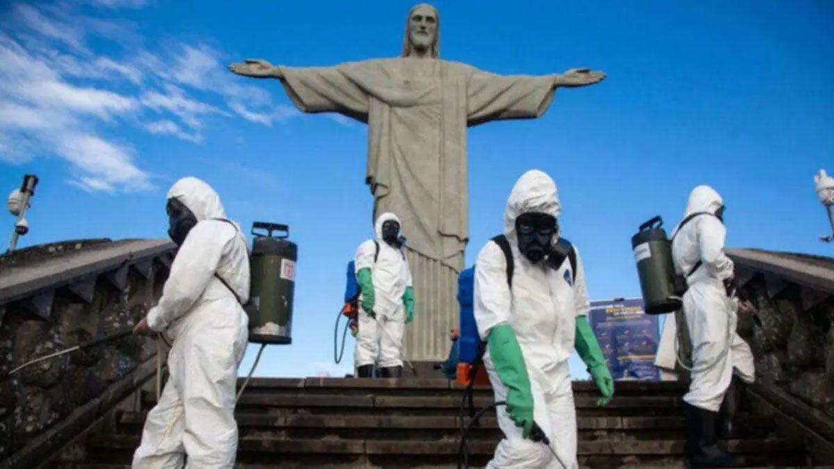Toque de queda nocturno en Río de Janeiro por la expansión del coronavirus