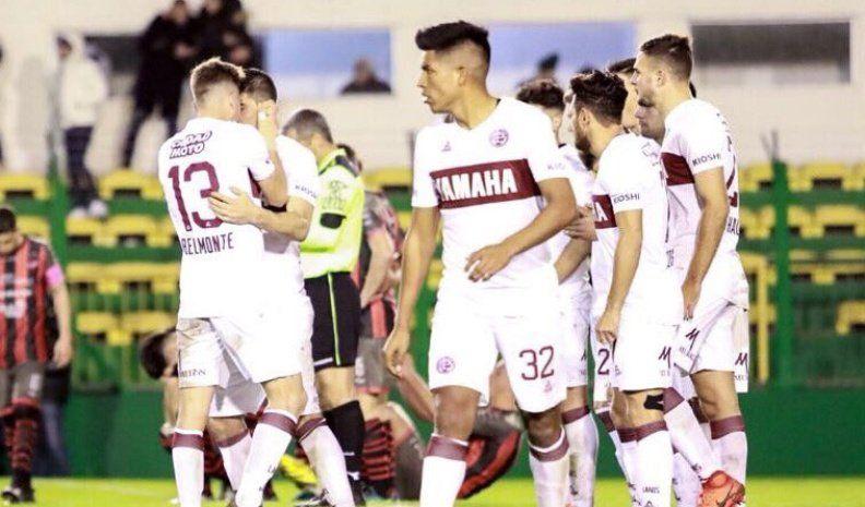 Lanús choca con Atlético Rafaela