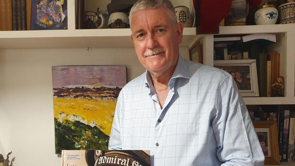El historiador Enrique Dick también colaboró con otras publicaciones.
