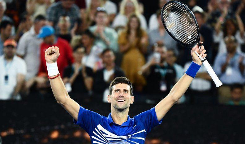 Djokovic se consolida como número uno
