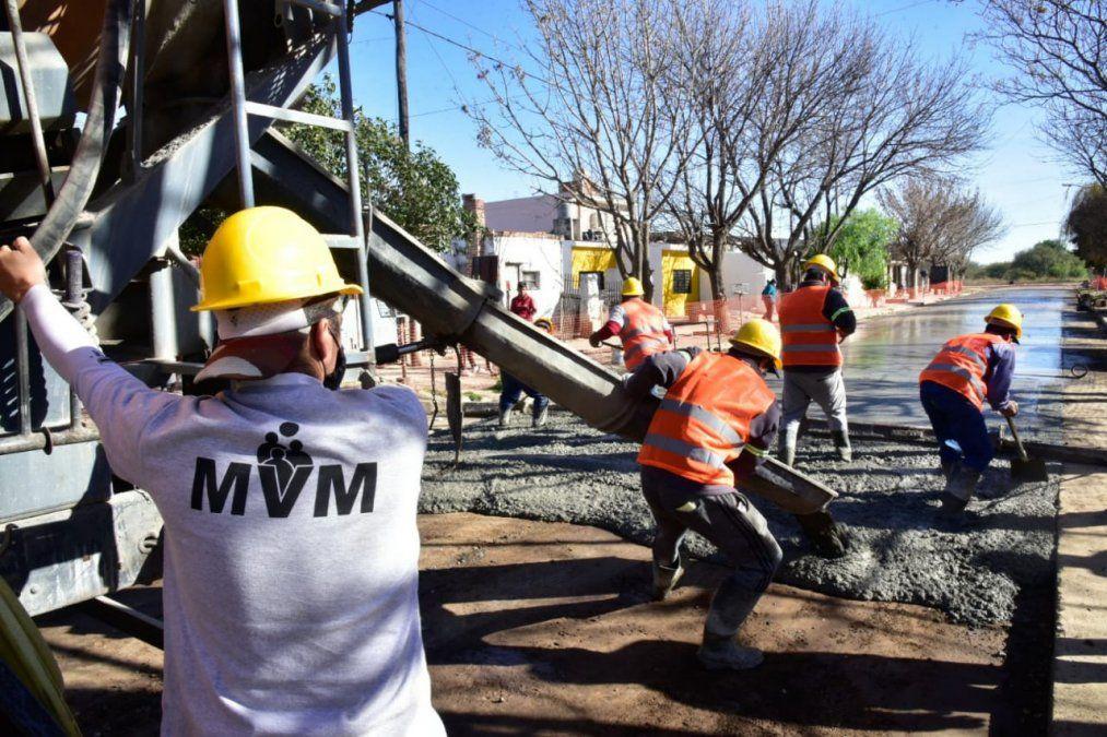 Las obras en ambos barrios estarán financiadas por Nación e incluyen iluminación led