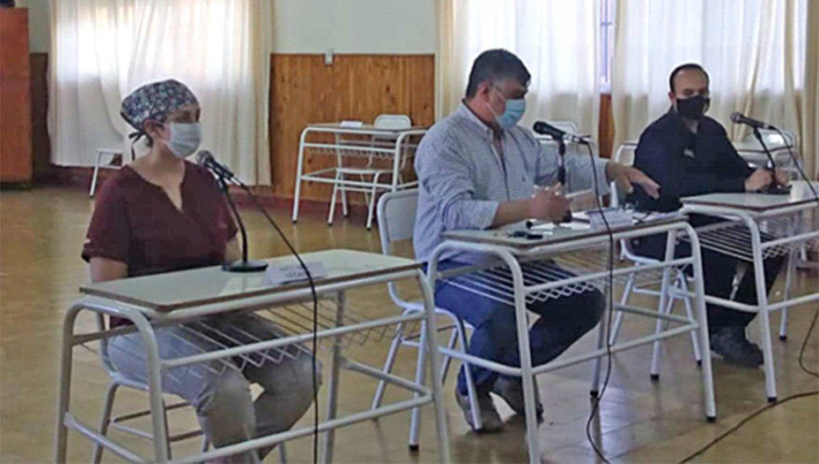 En Sampacho estiman que unos 800 vecinos son portadores de Covid-19