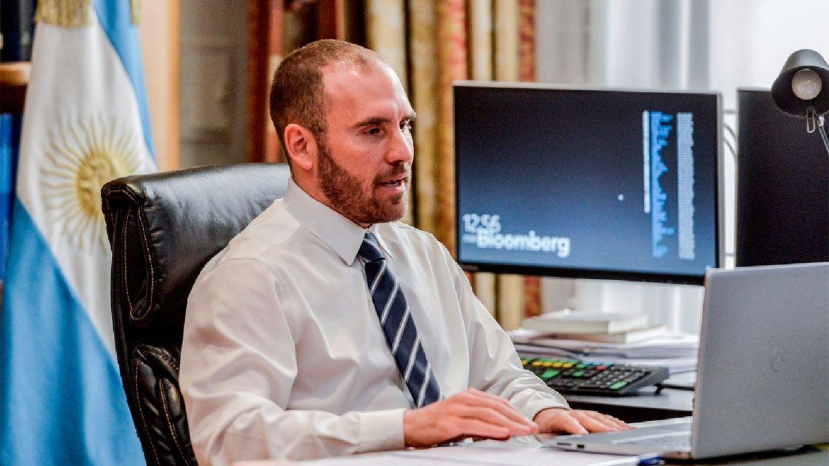 La operatoria diseñada por el ministro de Economía