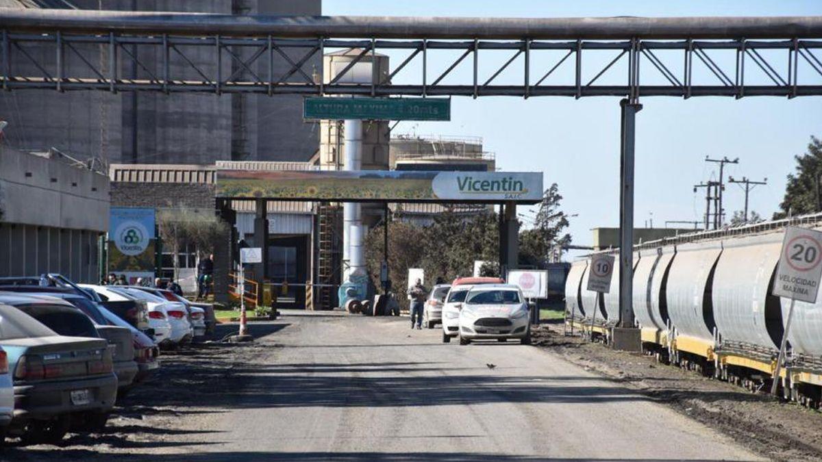 La empresa Vicentin cuenta en Avellaneda