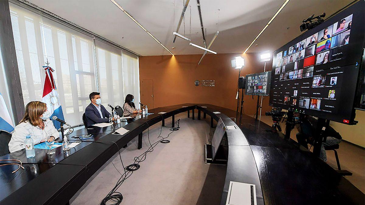 Las nuevas medidas fueron acordadas en la Mesa Provincia-Municipios.