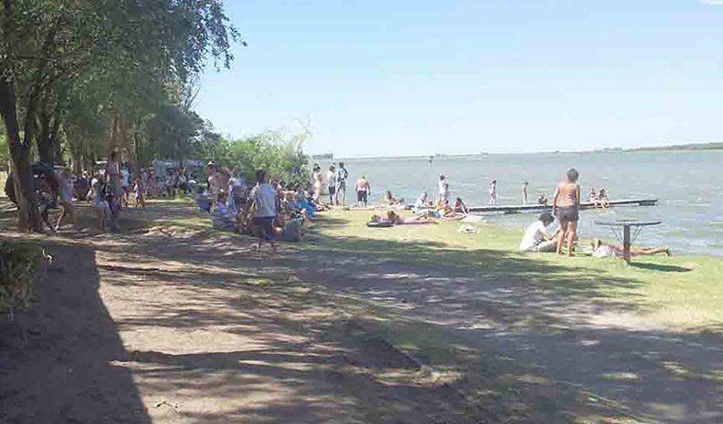 Suco y La Margarita, lagunas que convocan cada vez más visitantes durante el verano