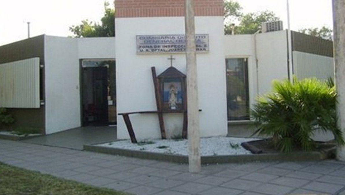 La Policía de Deheza detuvo al supuesto autor del ataque.