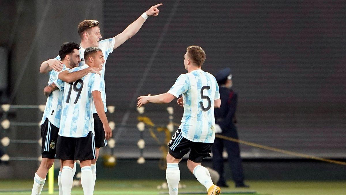 Argentina será cabeza de serie en Tokio