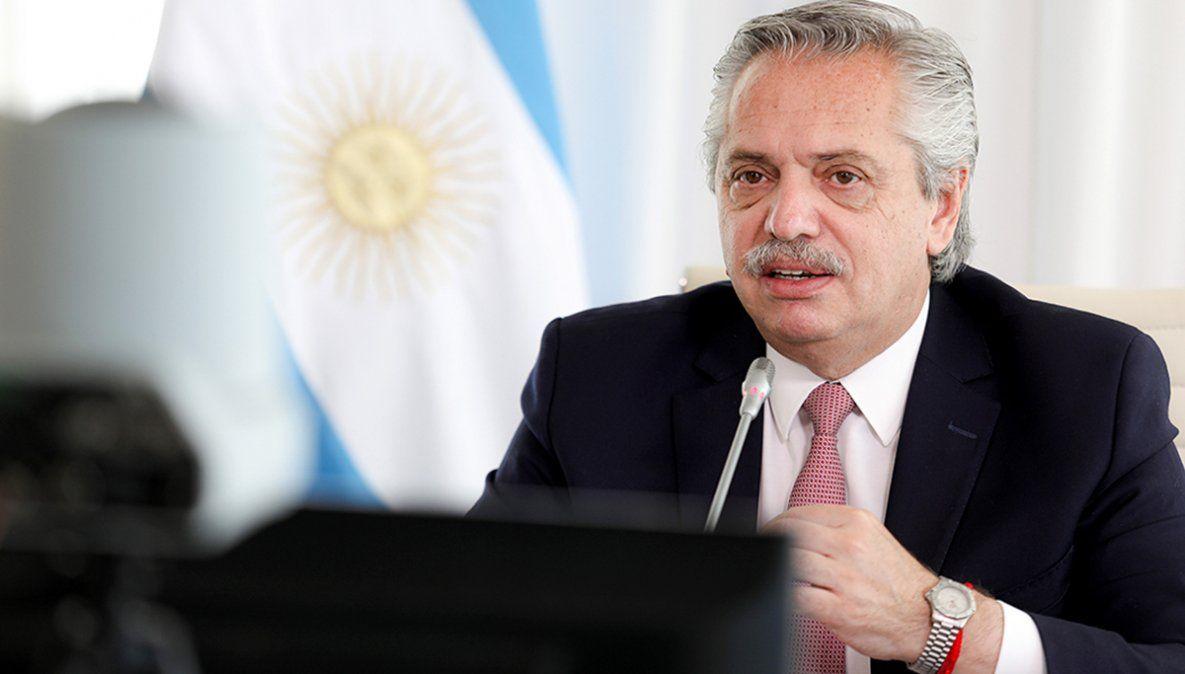 El presidente Alberto Fernández sostuvo hoy que el fallecido ministro de Transporte