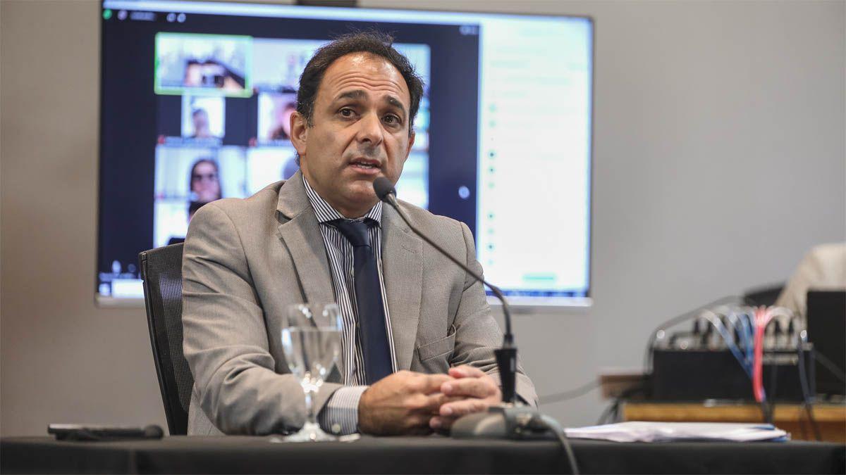 Juan Manuel Delgado será designado como fiscal General de la provincia.