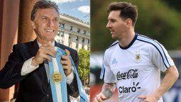 Investigan si Macri espió a  Messi y decenas de periodistas