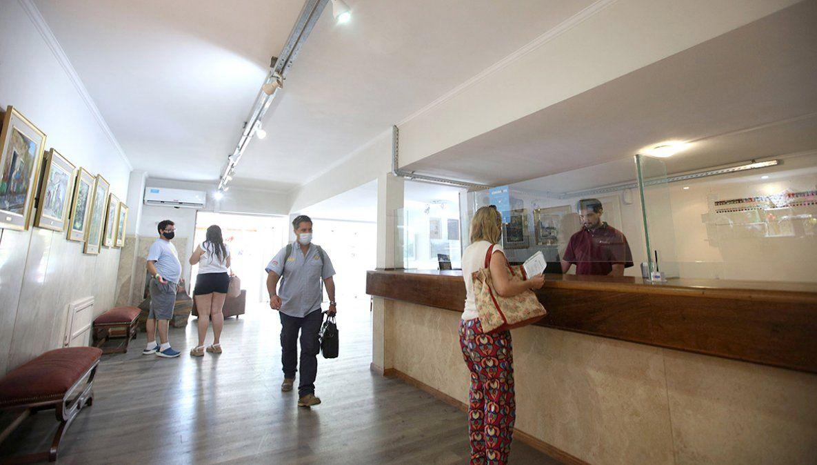 Hoteles: en RíoCuarto no hubo más cierres, pero piden certezas