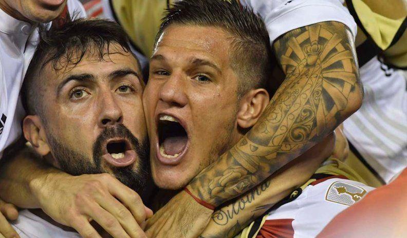 River Plate está a un paso de octavos