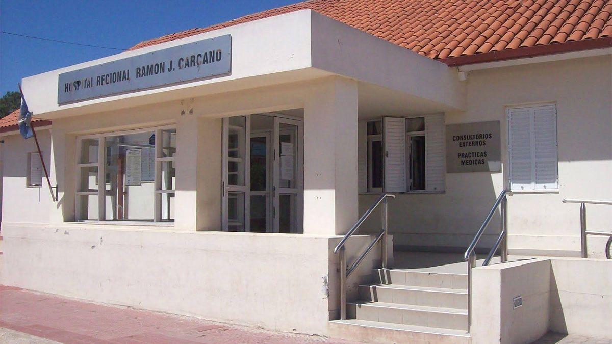 El Hospital Cárcano tiene todas las camas de terapia ocupadas.