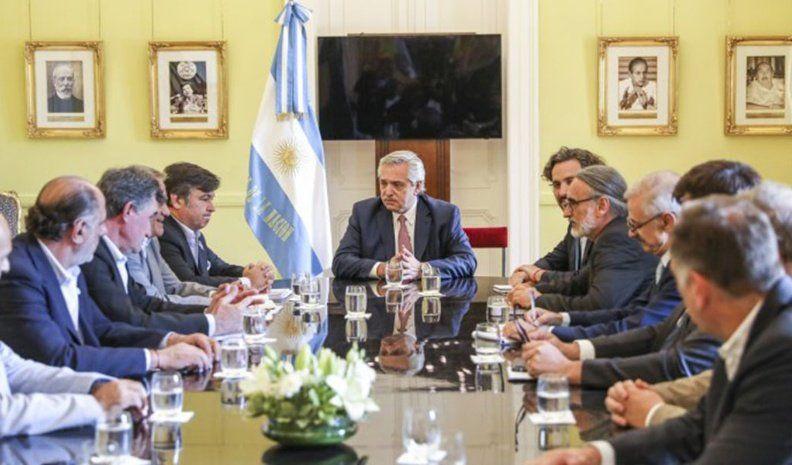 El ministro de Agricultura se reúne con los dirigentes de la Mesa de Enlace