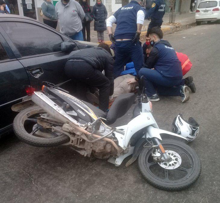 Los accidentes se continúan replicando en la ciudad. El especialista instó a mejorar la formación de los nuevos conductores.