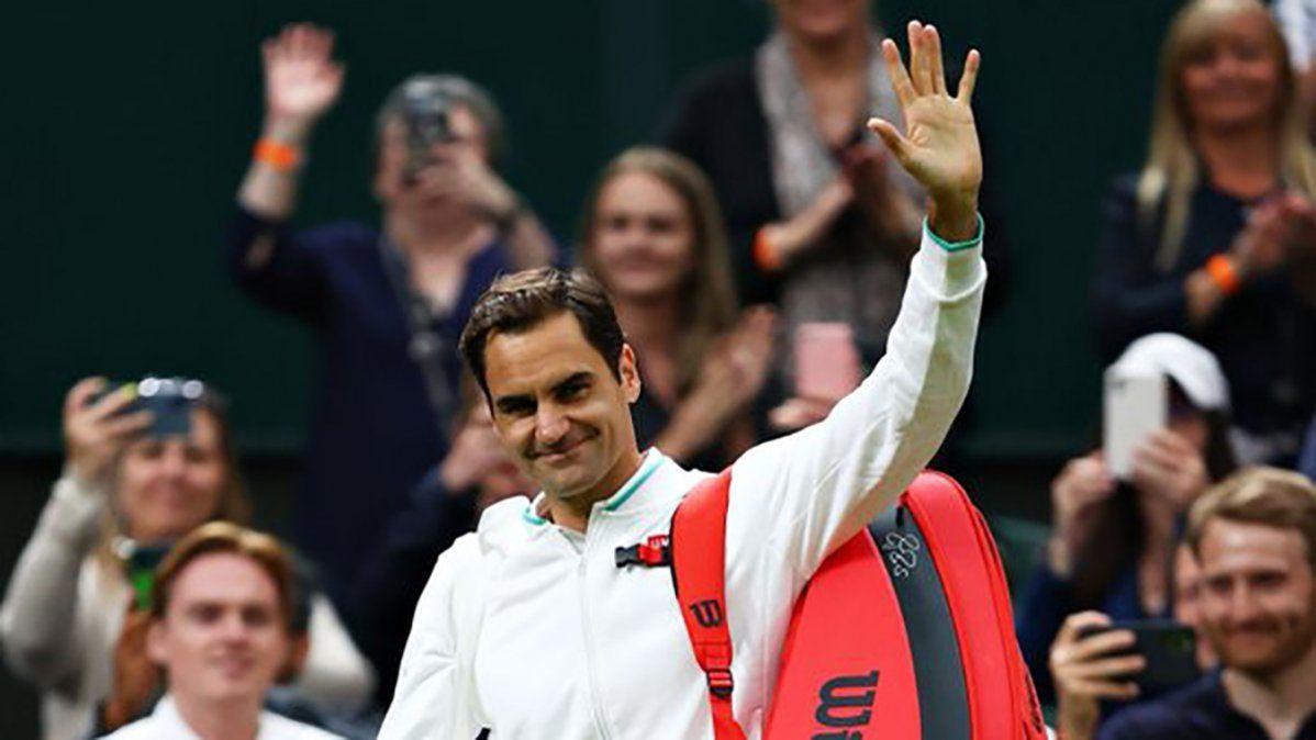 Federer sigue avanzando en Wimbledon