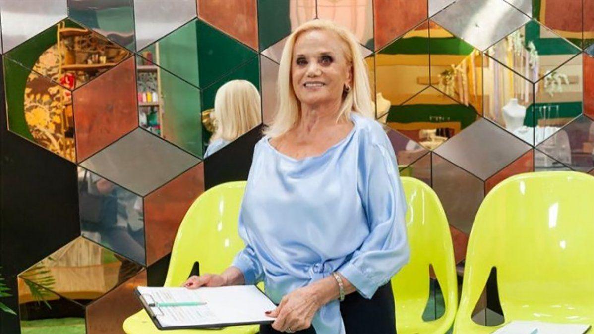 Murió Elsa Serrano