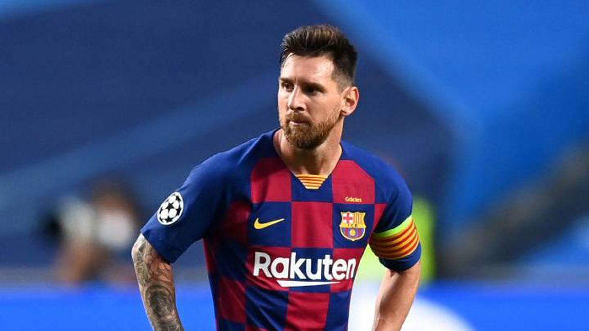 Messi fue el futbolista mejor pago en 2020
