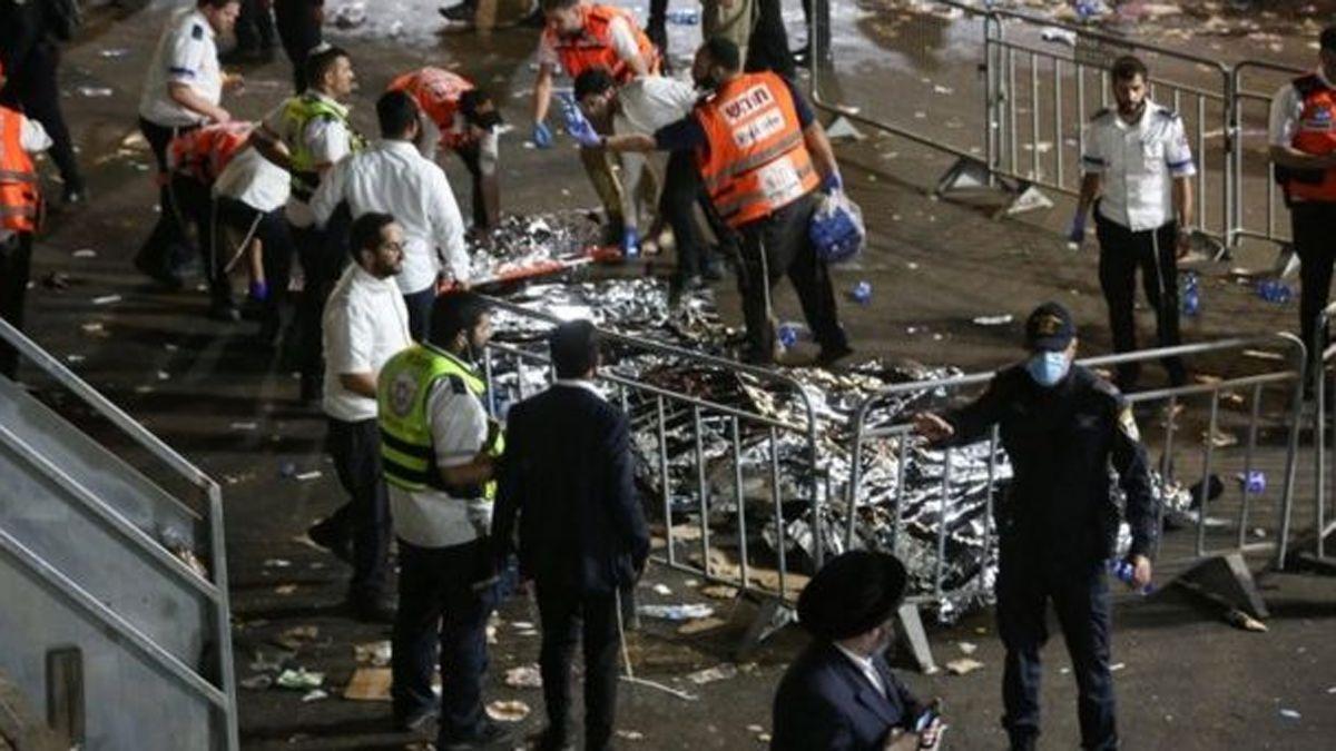 Aseguran que es una de las peores catástrofes de Israel.