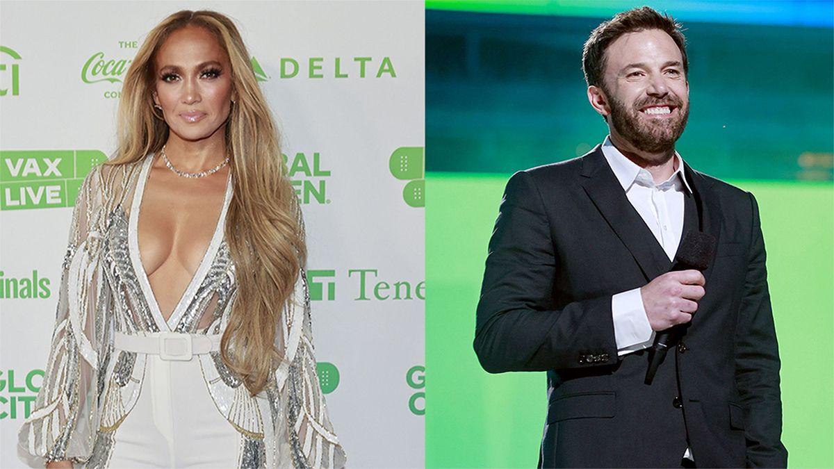 Jennifer Lopez y Ben Affleck (Foto: El País)