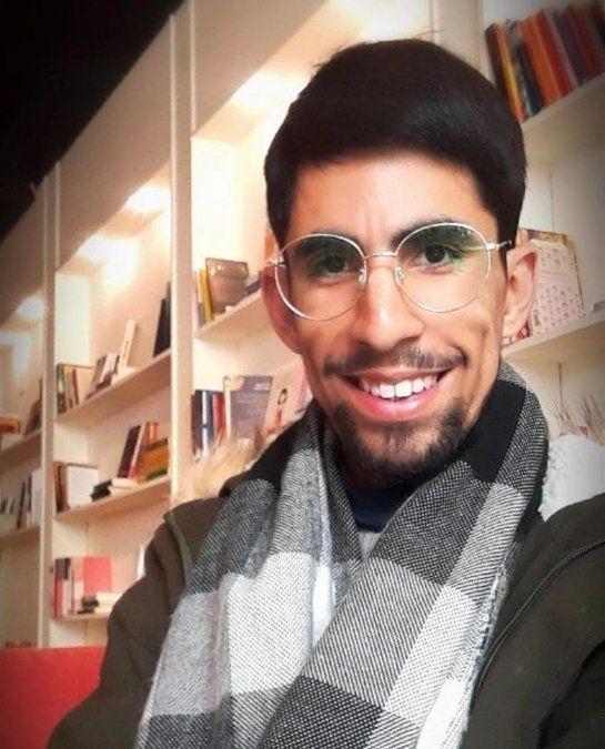 Rodrigo Aguiar es presidente de la fundación Adoptar Villa María.