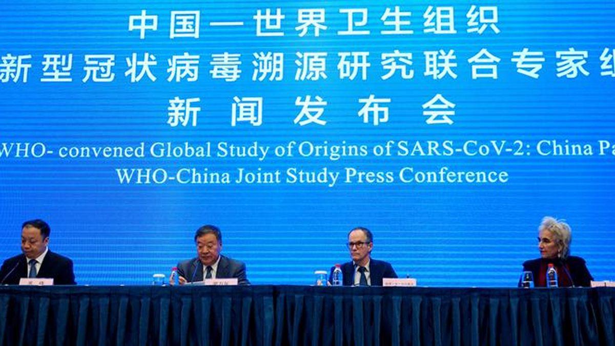 La OMS sigue con los estudios en China.