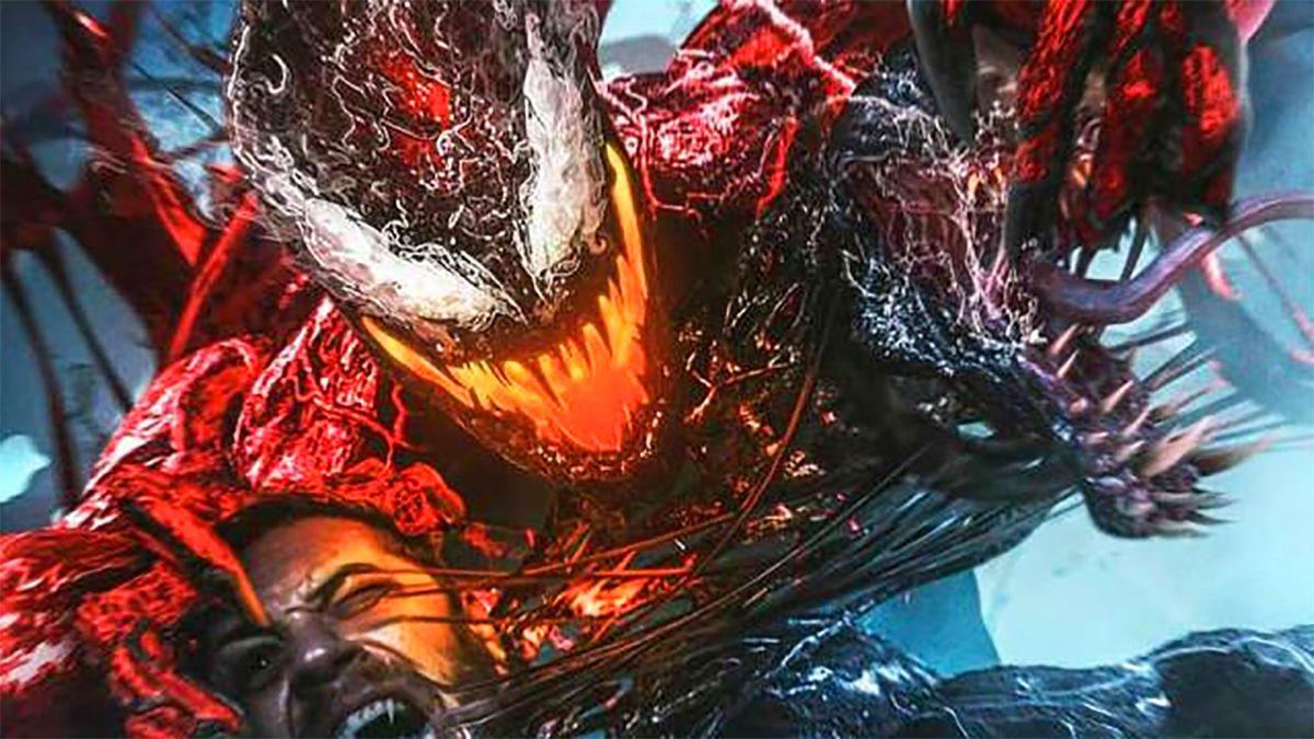 Llegó el primer trailer oficial de Venom: Let There Be Carnage