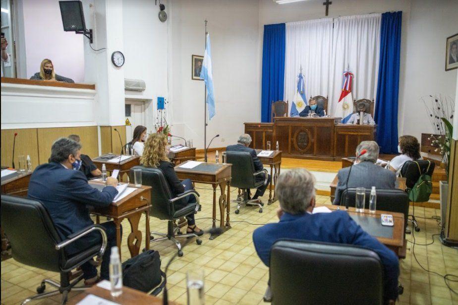 Definiciones 2021 en el Concejo Deliberante: Rosso continúa hasta el 27 de junio