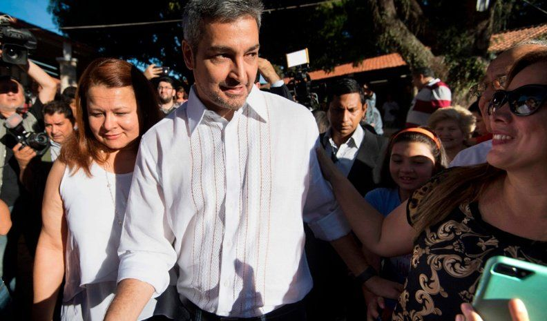 El oficialista Abdo Benítez se imponía en las presidenciales de Paraguay