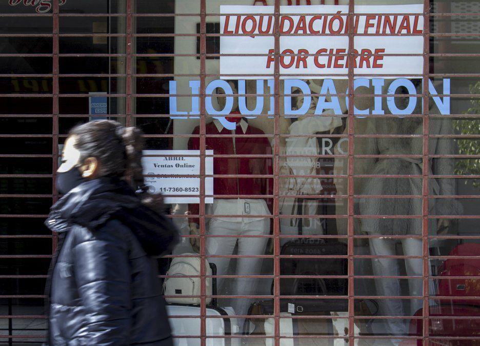 """""""Liquidación por cierre"""""""