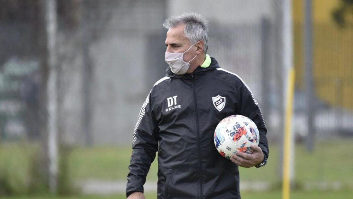 Dos técnicos menos en la Liga Profesional