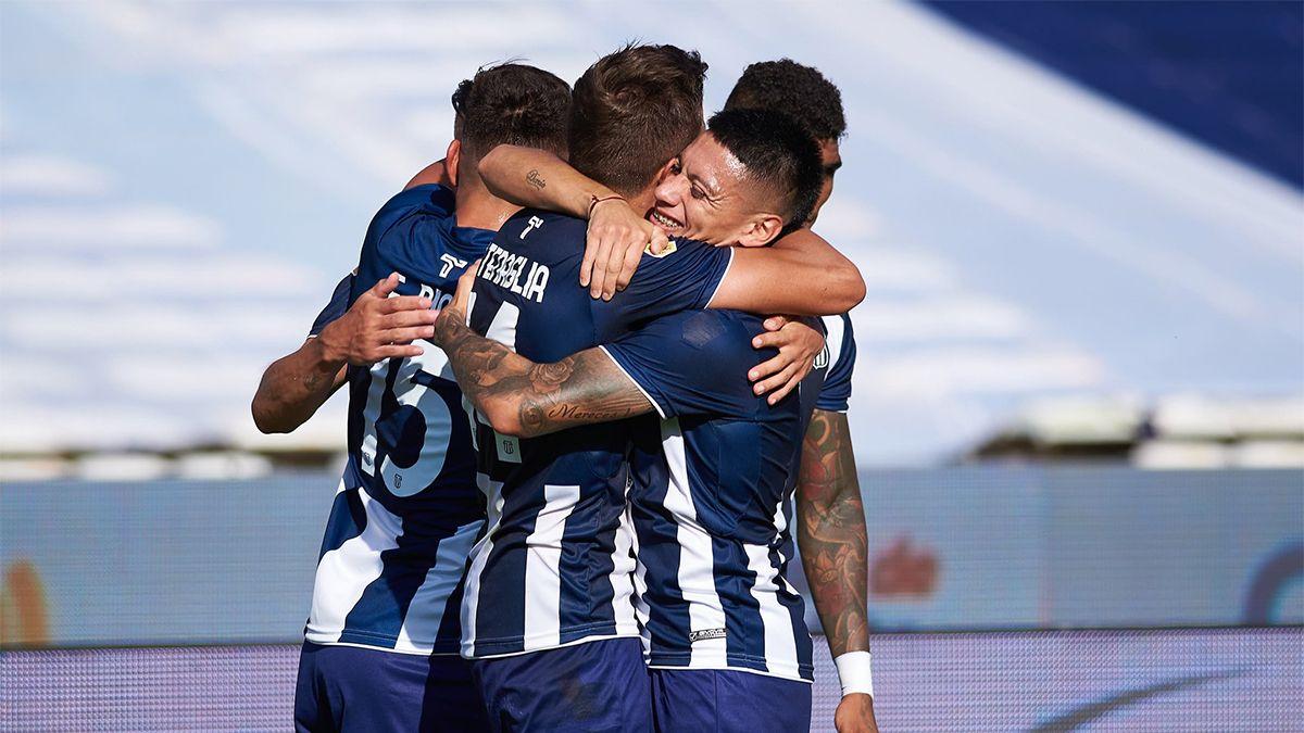 Talleres debuta en la Sudamericana