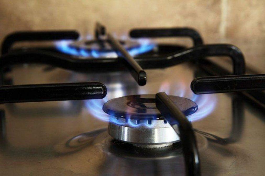 El aumento en las tarifas de gas está relacionado con una actualización de los costos de transporte y distribución.