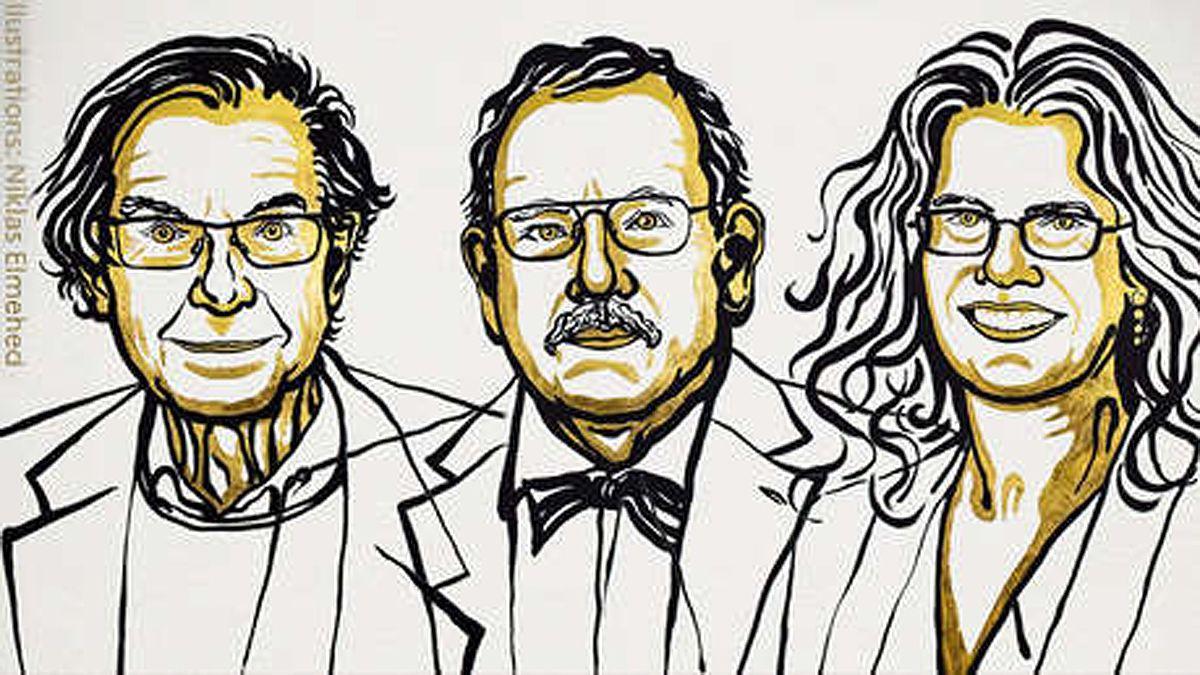 Nobel de Física a tres expertos en agujeros negros