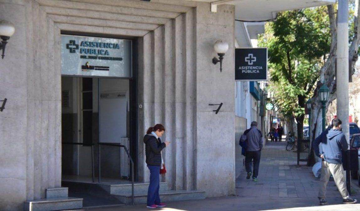 La Asistencia Pública de Villa María trabaja constantemente con los vecinos que se acercan al centro de salud ubicado en las calles Lisandro de la Torre y Catamarca.