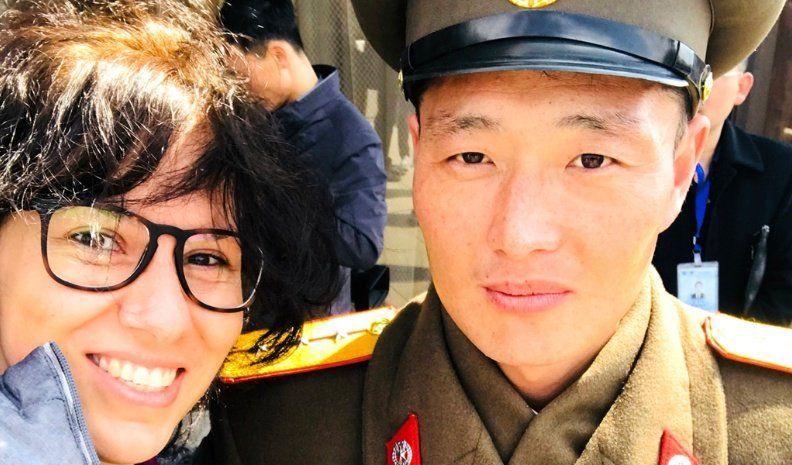 """""""Corea del Norte es de vinalón; duro, irrompible, difícil de teñir"""""""