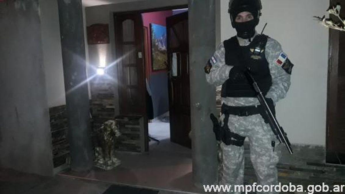Río Tercero: condenados por formar parte de una organización narco