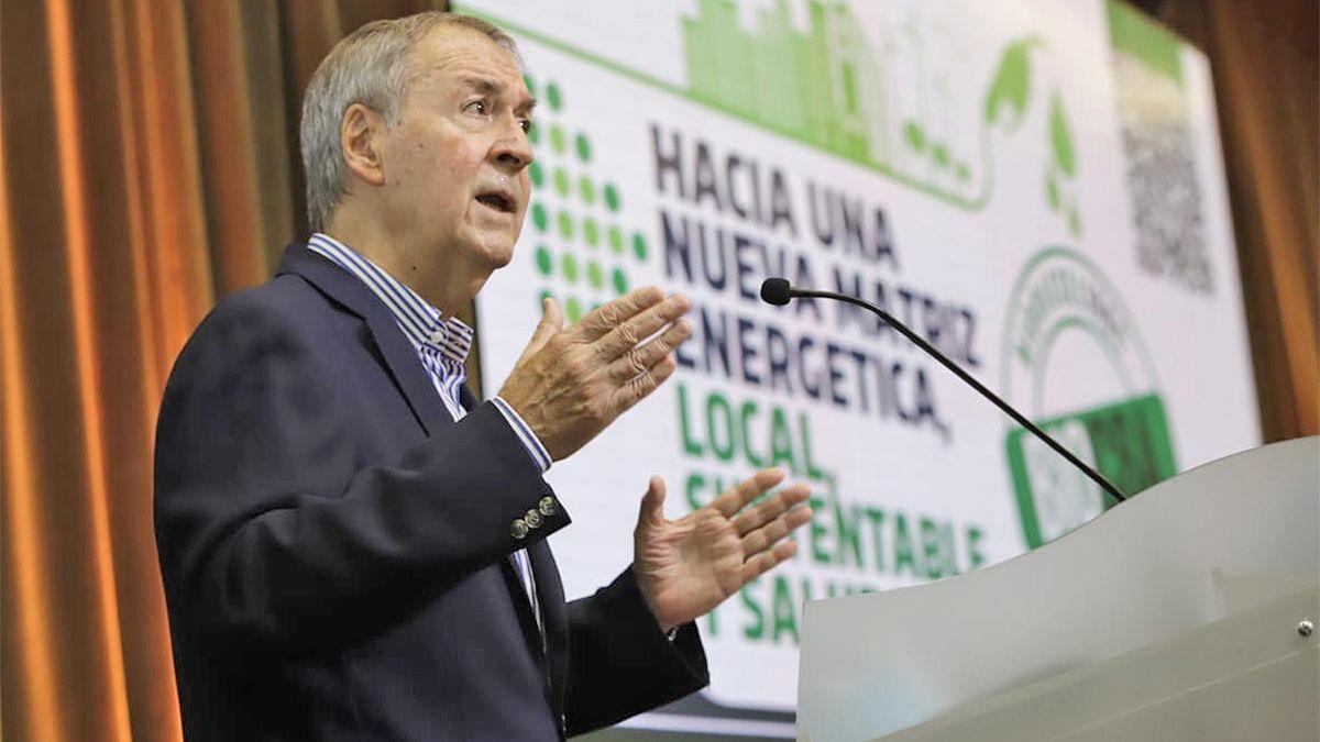 El gobernador Juan Schiaretti subió un escalón más en el desarrollo de los biocombustibles en Córdoba