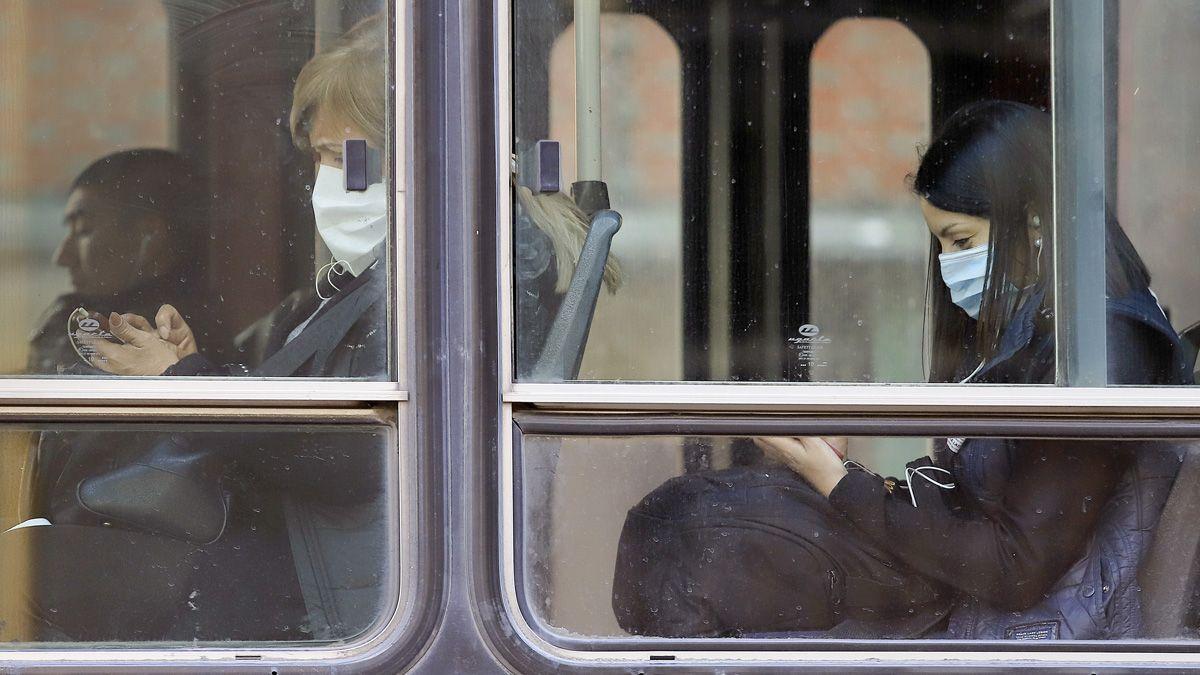 En el AMBA harán cumplir la ventilación de las unidades del transporte público.