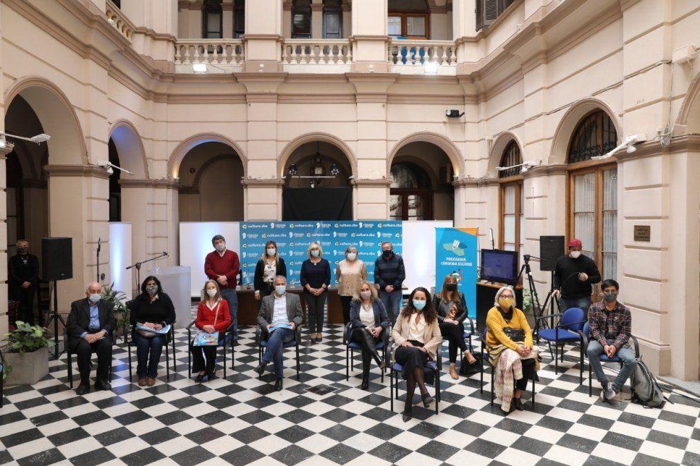 Entrega de premios y anuncio de ganadores de Córdoba escribe.