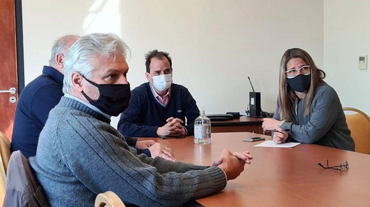 Firman el convenio con la UNRC para que haga diagnósticos de Covid-19