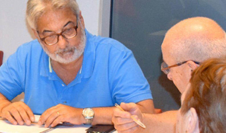Tío Pujio ya trabaja por  el centenario de la capilla
